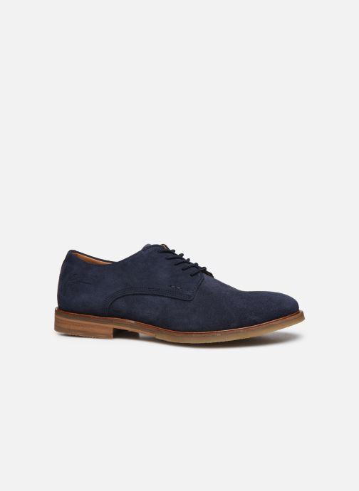 Zapatos con cordones Bullboxer 853K23837AC151SUSZ Azul vistra trasera