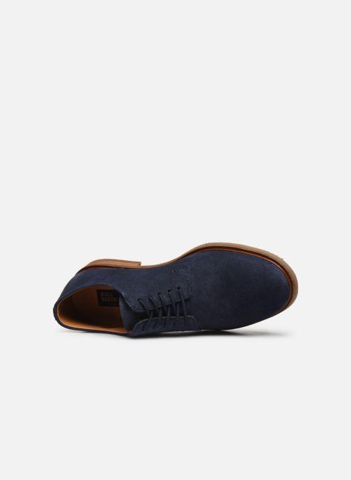 Zapatos con cordones Bullboxer 853K23837AC151SUSZ Azul vista lateral izquierda