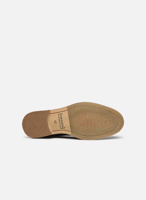 Zapatos con cordones Bullboxer 853K23837AC151SUSZ Azul vista de arriba