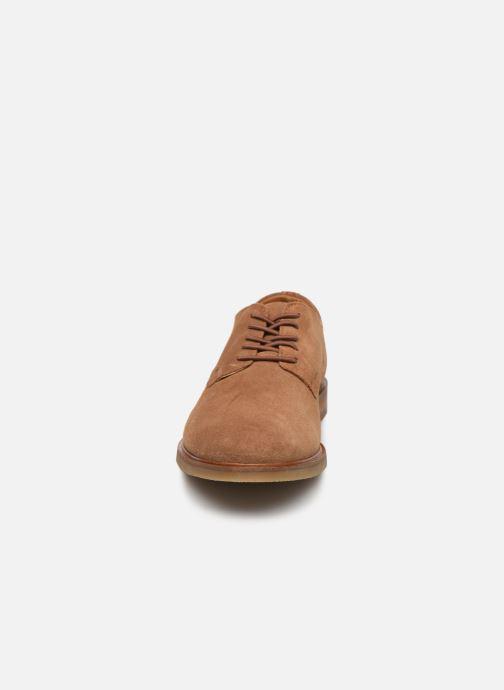 Chaussures à lacets Bullboxer 853K23837A2594SUSZ Marron vue portées chaussures