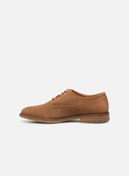 Chaussures à lacets Bullboxer 853K23837A2594SUSZ Marron vue face