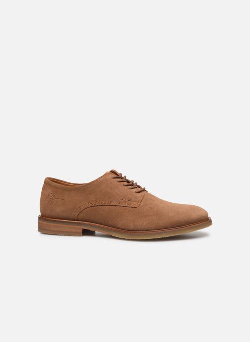 Chaussures à lacets Bullboxer 853K23837A2594SUSZ Marron vue derrière