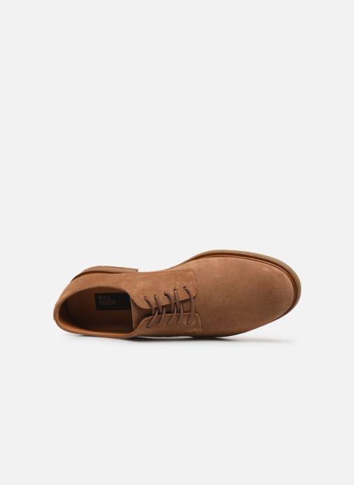 Chaussures à lacets Bullboxer 853K23837A2594SUSZ Marron vue gauche