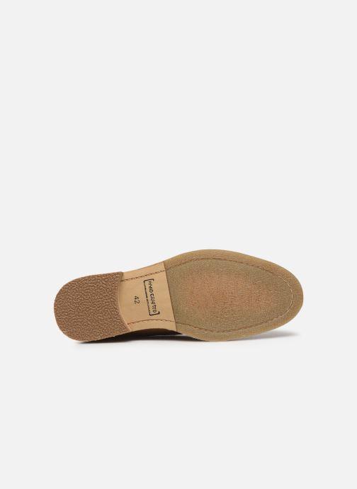 Chaussures à lacets Bullboxer 853K23837A2594SUSZ Marron vue haut
