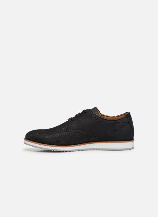Chaussures à lacets Bullboxer 436K25263BBKTXSUSZ Bleu vue face