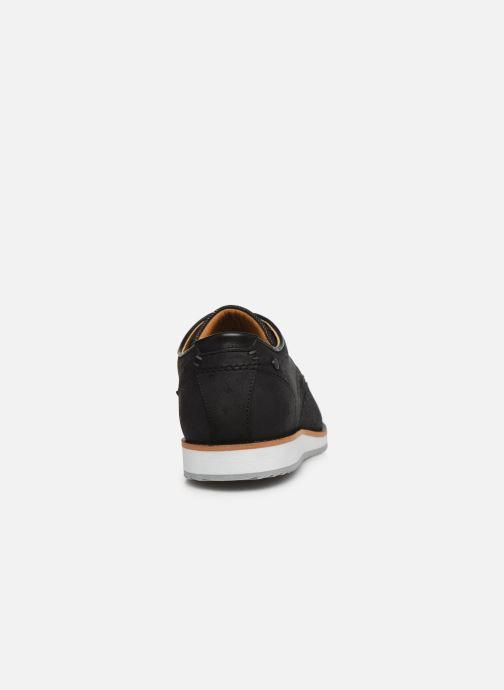 Chaussures à lacets Bullboxer 436K25263BBKTXSUSZ Bleu vue droite
