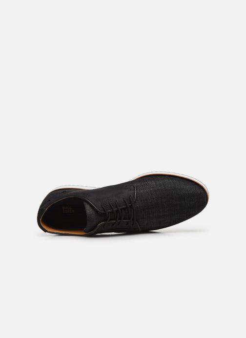 Chaussures à lacets Bullboxer 436K25263BBKTXSUSZ Bleu vue gauche