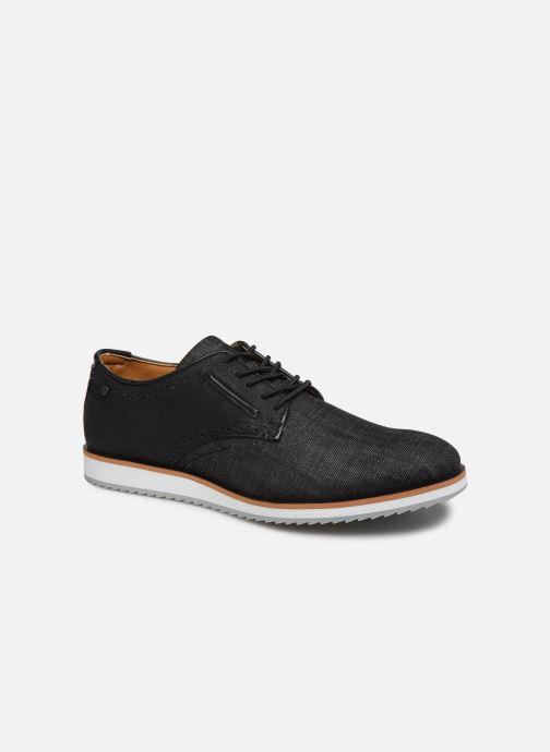 Chaussures à lacets Bullboxer 436K25263BBKTXSUSZ Bleu vue détail/paire