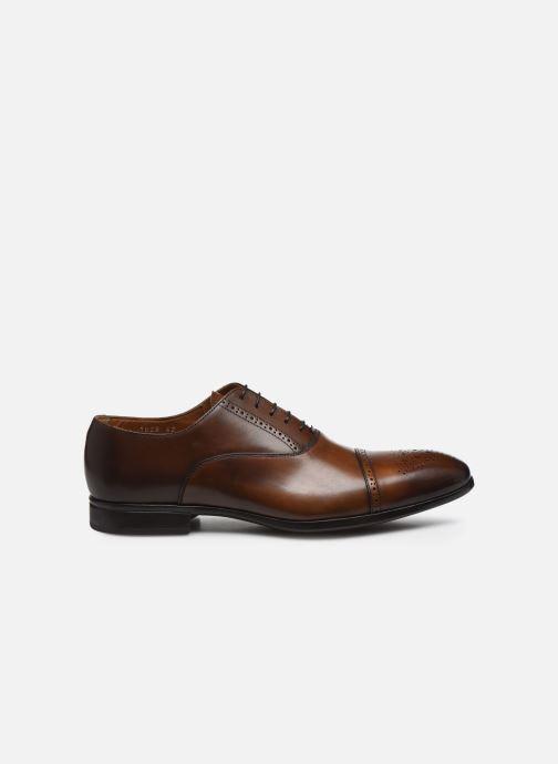 Zapatos con cordones Doucal's JIMMA Marrón vistra trasera