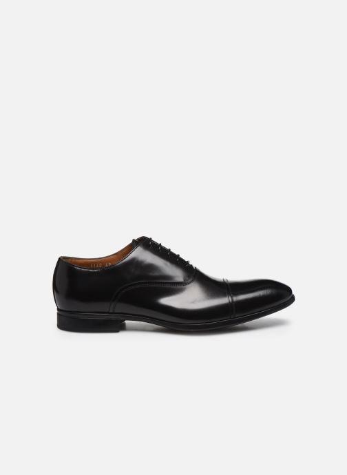 Chaussures à lacets Doucal's JIMMA Noir vue derrière