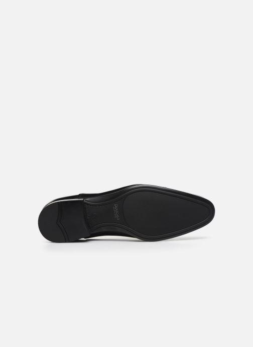 Chaussures à lacets Doucal's JIMMA Noir vue haut