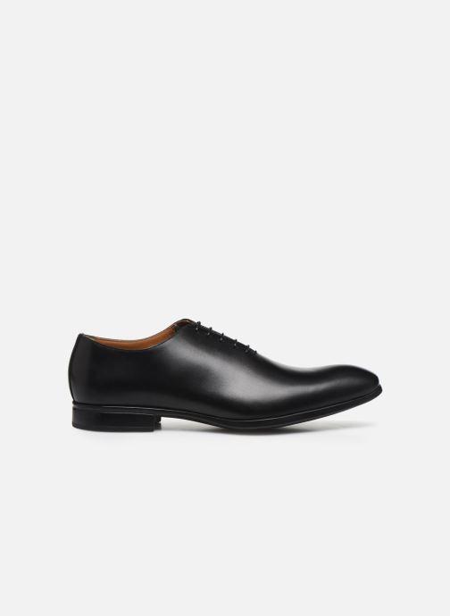 Chaussures à lacets Doucal's BORYS Noir vue derrière