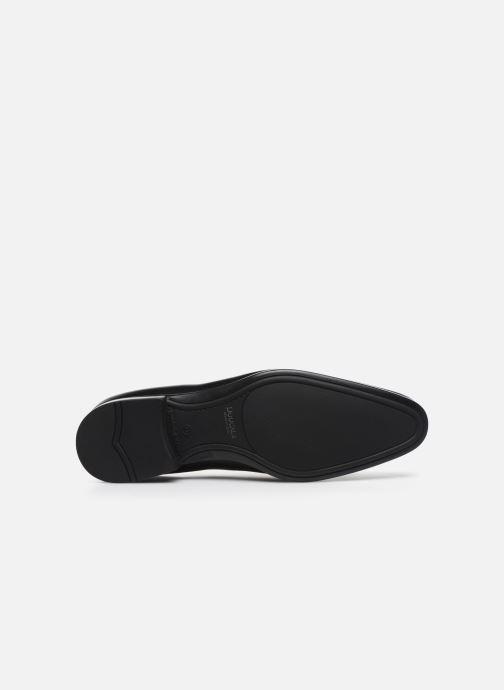 Chaussures à lacets Doucal's BORYS Noir vue haut