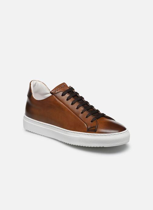 Sneaker Doucal's MARIN braun detaillierte ansicht/modell