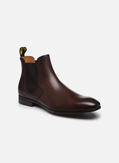 Boots en enkellaarsjes Doucal's CHURROS Bruin detail