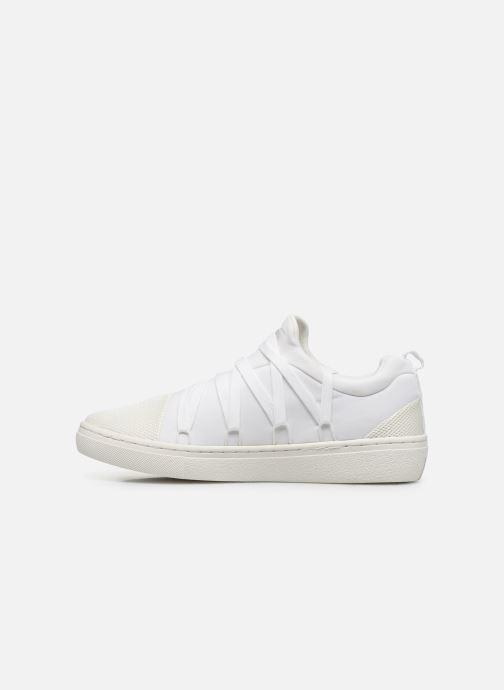 Chaussures de sport Skechers Goldie Modern Gal Blanc vue face