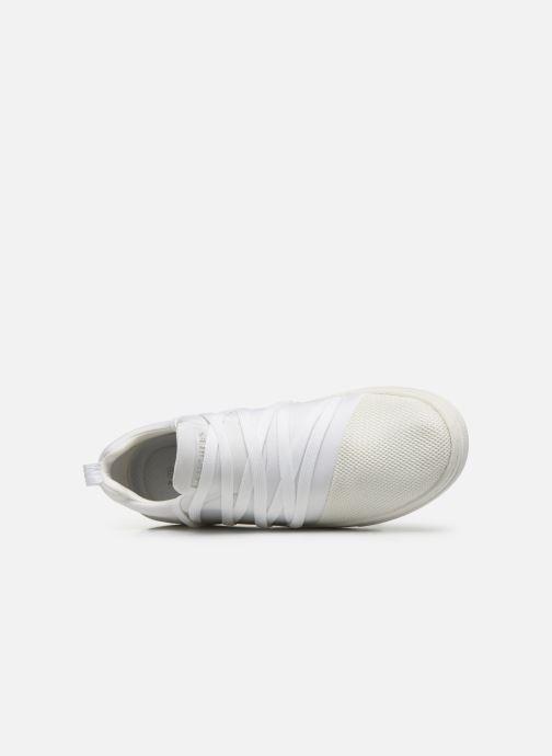 Chaussure Femme Grande Remise Skechers Goldie Modern Gal Blanc Chaussures de sport 414417