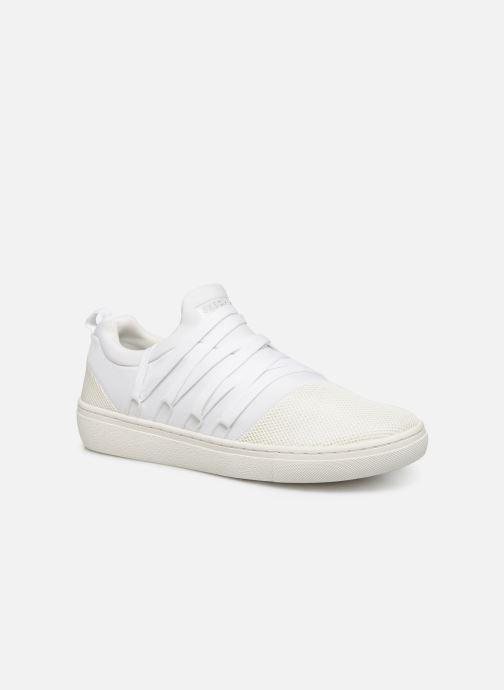 Chaussures de sport Skechers Goldie Modern Gal Blanc vue détail/paire