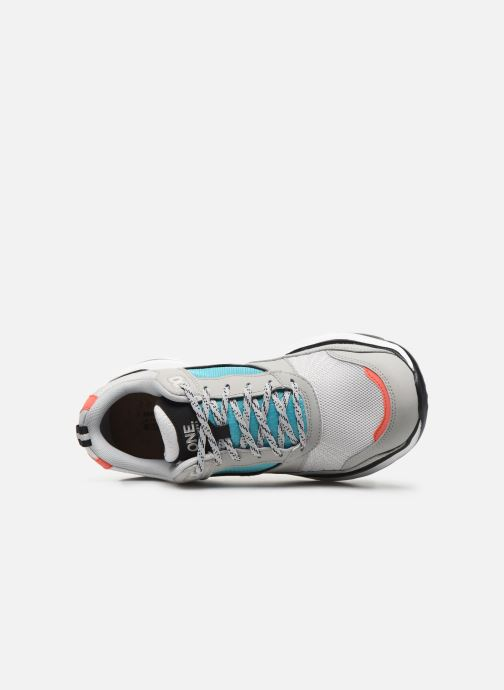 Chaussures de sport Skechers Vibe Ultra-Karma Gris vue gauche