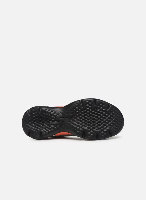 Chaussures de sport Skechers Vibe Ultra-Karma Gris vue haut