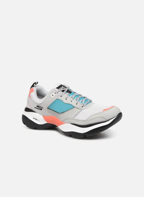 Chaussures de sport Skechers Vibe Ultra-Karma Gris vue détail/paire