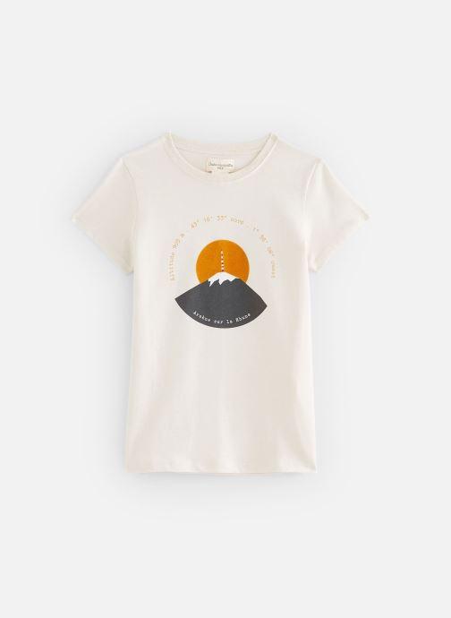 Vêtements Arsène et les Pipelettes T-shirt Sulpice Beige vue détail/paire
