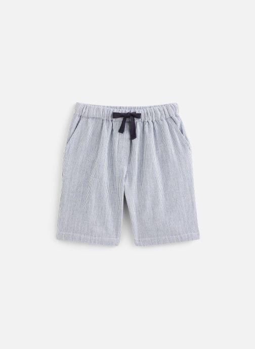 Vêtements Arsène et les Pipelettes Bermuda Serguei Gris vue détail/paire