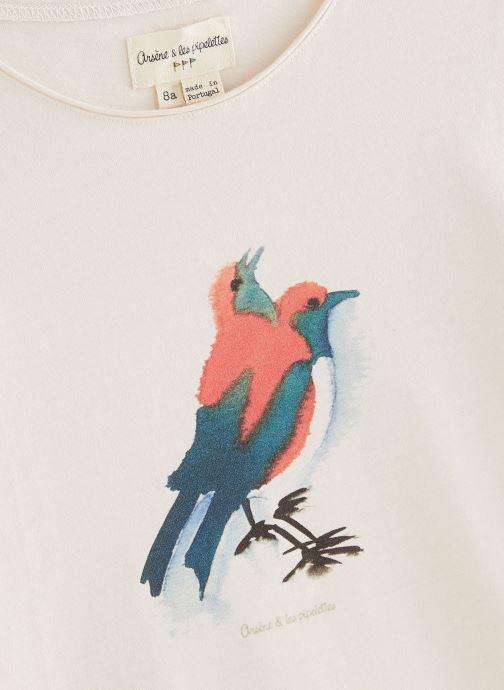 Arsène et les Pipelettes T-shirt Swanny (Beige) - Vêtements chez Sarenza (414443) 0LRvN