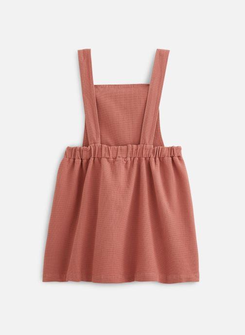 Vêtements Arsène et les Pipelettes Robe Sabie Rose vue bas / vue portée sac