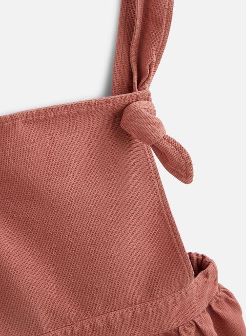 Vêtements Arsène et les Pipelettes Robe Sabie Rose vue portées chaussures