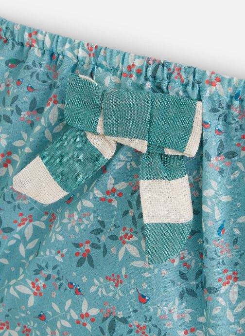 Vêtements Arsène et les Pipelettes Bloomer Savina Bleu vue portées chaussures