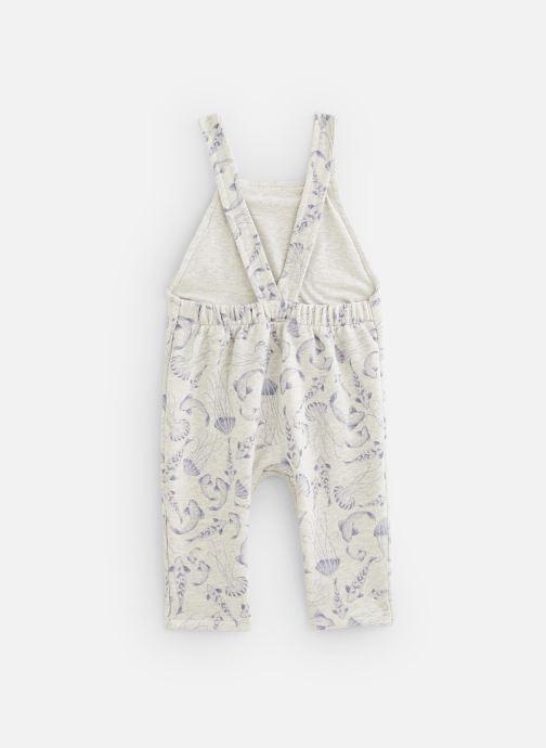 Vêtements Arsène et les Pipelettes Salopette Simeo Gris vue bas / vue portée sac