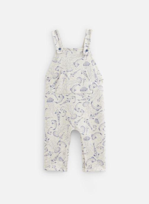 Vêtements Arsène et les Pipelettes Salopette Simeo Gris vue détail/paire