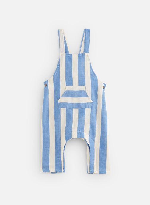Vêtements Arsène et les Pipelettes Salopette Sanson Bleu vue détail/paire