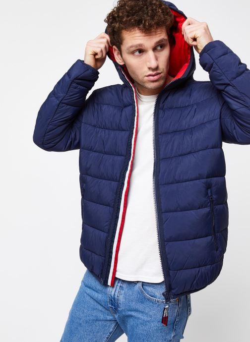 TJM Essential Padded Hood Jacket