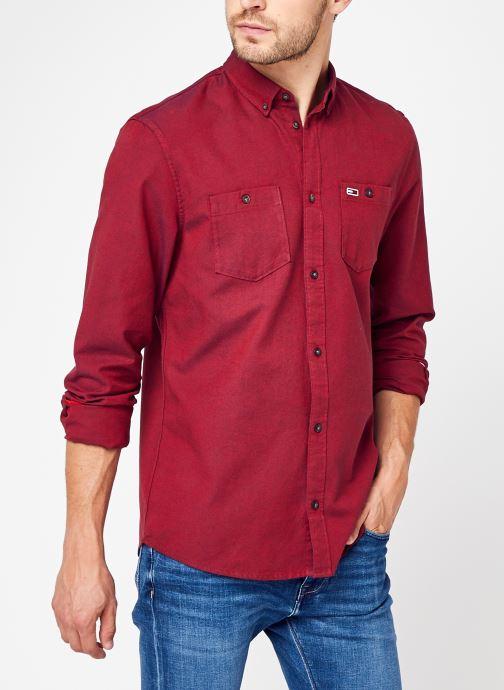 Vêtements Accessoires TJM Two Tone Oxford Shirt