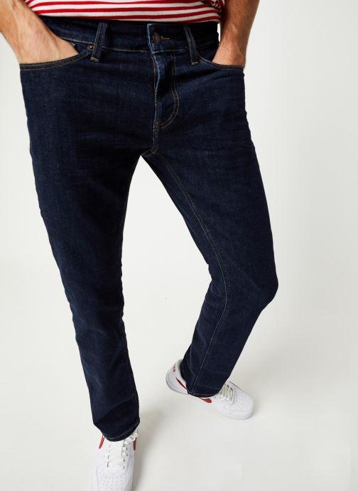 Tøj Tommy Jeans Scanton Slim Vrckr Blå detaljeret billede af skoene