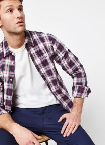 TJM Poplin Multi Check Shirt