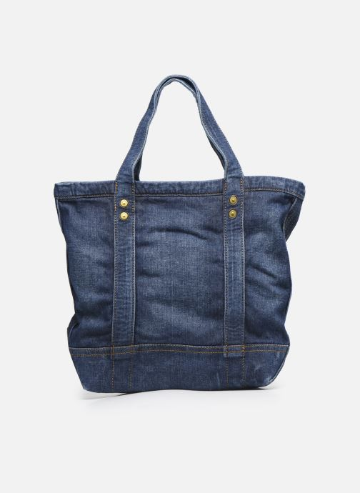Handbags Polo Ralph Lauren SMALL PP TOTE Blue front view