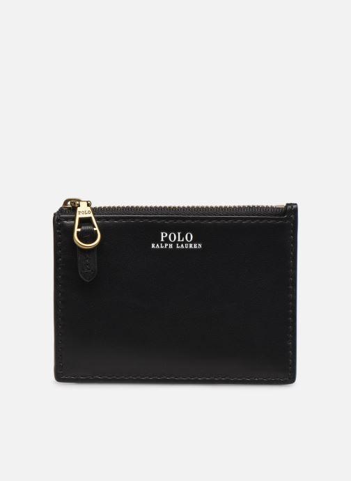 Marroquinería pequeña Polo Ralph Lauren ZIP CC CARD SMALL Negro vista de detalle / par