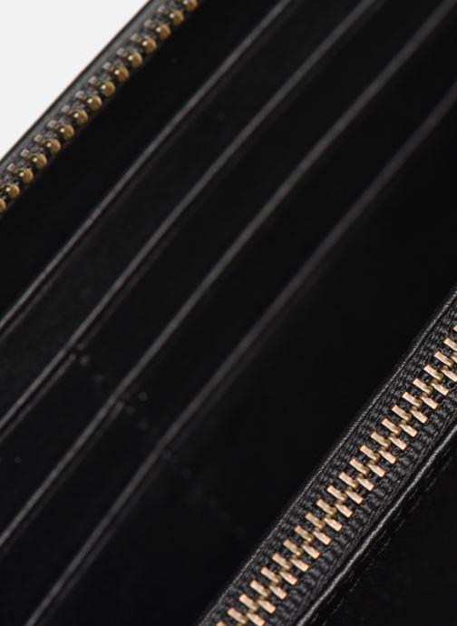 Wallets & cases Polo Ralph Lauren LONG ZIP WALLET Black back view