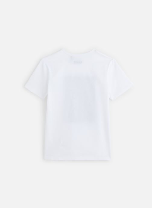 IKKS JUNIOR T-shirt MC XQ10123 (Blanc) - Vêtements chez Sarenza (414545) ycngq
