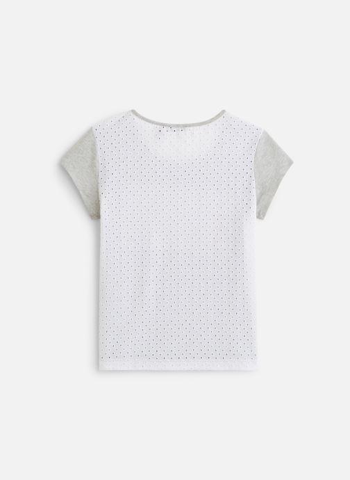 IKKS JUNIOR T-shirt MC XQ10132 (Gris) - Vêtements chez Sarenza (414546) RK6TO