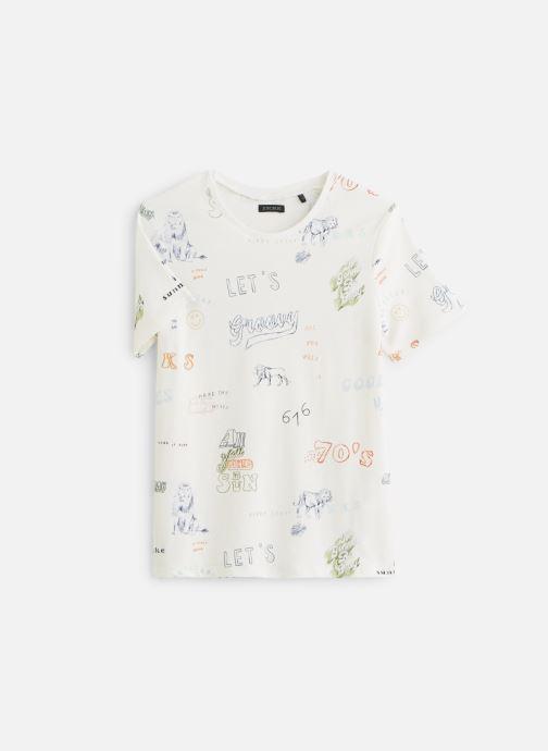 Kleding Accessoires T-shirt MC XQ10223