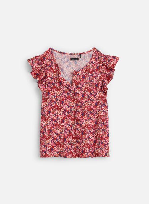 Vêtements IKKS JUNIOR  Top XQ12012 Rose vue détail/paire