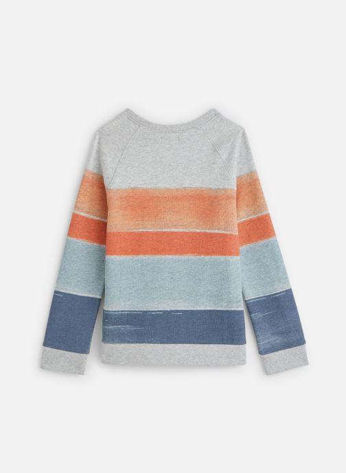 Vêtements IKKS JUNIOR  Sweatshirt XQ15053 Multicolore vue bas / vue portée sac