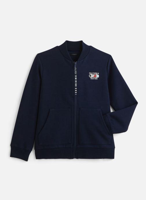 Sweatshirt zippé XQ17003