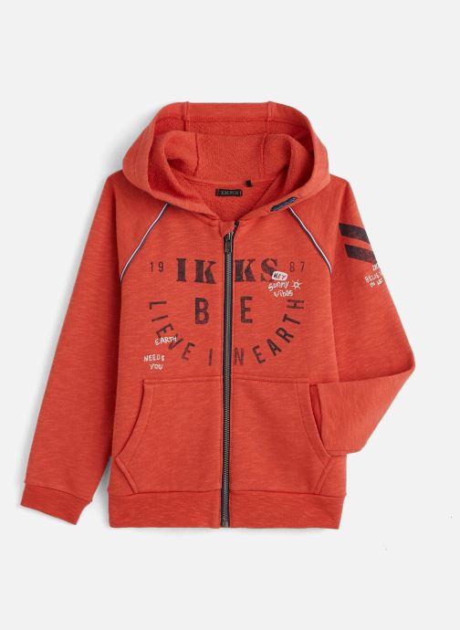 Vêtements Accessoires Sweatshirt hoodie zippé XQ17033