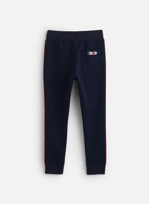 Vêtements IKKS JUNIOR  Pantalon Casual XQ23003 Bleu vue bas / vue portée sac