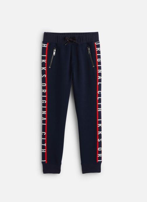Vêtements IKKS JUNIOR  Pantalon Casual XQ23003 Bleu vue détail/paire